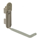 Utility Hook (4/bag) - Nickel