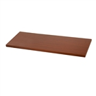 "Organized Living freedomRail 12""d x 24""w Wood Shelf"