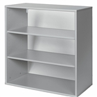 freedomRail GO Cabinet in grey