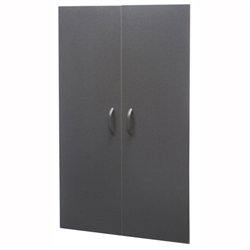 freedomRail GO-Locker Doors Pair Granite