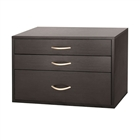 Organized Living freedomRail Big O-Box 3 Drawer