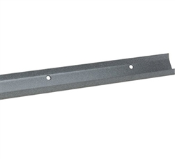 freedomRail granite hanging rail for garage shelving and storage
