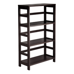 Leo 3-Tier Wide Book Storage Shelf