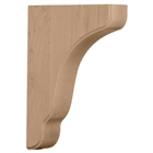 "Plymouth Wood Bracket 8.5""d"