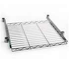 Chrome Wire Sliding Shelf