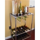 12 Bottle Wire Shelving Wine Kit
