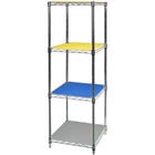 "18""d Colored Shelf Liners - 2pk"