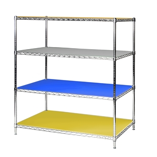 "30""d Colored Shelf Liners - 2pk"