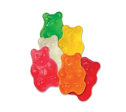 Fruit Flavored Gummi Bears