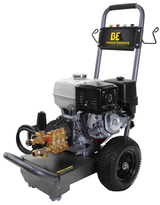 4000 PSI Honda Powered Pressure Washer
