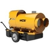 BV 500 indirect fired heater