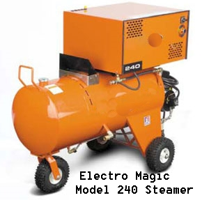 Electro Magic Model 240 Steam Cleaner