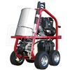 Hot2Go SH Series Professional 2700 PSI (Gas-Hot Water) Pressure Washer w/ Electric Start & Steam