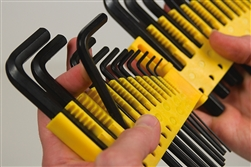 25 pc Hex Key Set