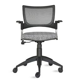 9to5 seating bella mesh mesh back tasking office chair 1375