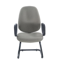 9to5 Seating - Agent Cantilever Framed Guest Chair - 1660 GT