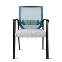 9to5 Seating - Aria Guest Chair - 1860 GT