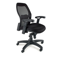 Mayline - Comfort - 3200X Mesh Desk Chair