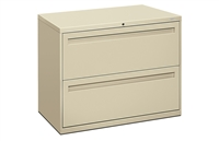 HON - Brigade 700 Series 2-Drawer Lateral