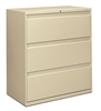 HON - Brigade 800 Series 3 Drawer Lateral