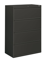 HON - Brigade 800 Series 4 Drawer Lateral