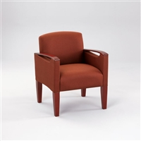 Lesro - The Brewster Series - Guest Chair