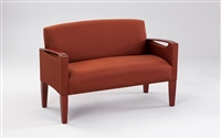 Lesro - The Brewster Series - Loveseat
