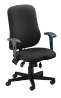 Mayline - Comfort Contoured Support Chair
