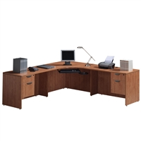 Pacific Coast Desk Classic Laminate Corner Unit
