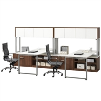 Pacific Coast Desk Elements Plus Shared