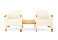 EKO - Healthcare - Kardia Upholstered Guest & Multiple