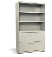 HON - Flagship - 2 Drawer Lateral File