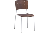 ERG International Multipurpose - Chair -- Elos Wood