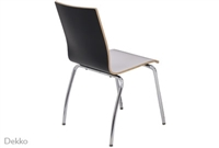 ERG International Multipurpose - Chair -- Laminate Plywood Seating