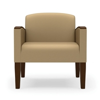 Lesro - The Belmont Series - Single Chairs - Oversize Guest Chair