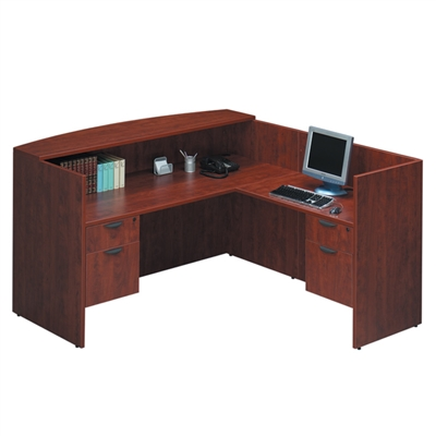Pacific Coast Desk Classic Laminate Reception