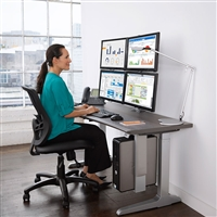 Workrite Ergonomics - Sequoia Monitor Mount