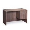 Pacific Coast Desk Classic Laminate Single-Pedestal