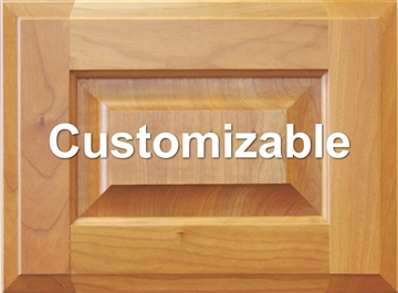 Custom Drawer Front