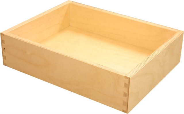 Baltic Plywood Dovetail Drawer Boxes