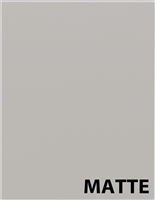 MATTE Light Grey Matte Laminate Door