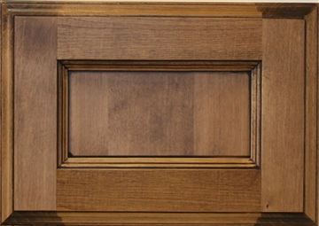 New York Inset Panel Cabinet Drawer Front