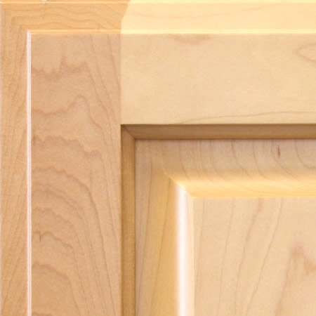 Seattle raised panel cabinet door for Door 00 seatac