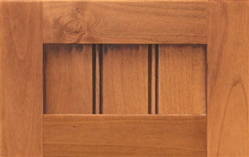 Shaker Beadboard Inset Panel Cabinet Drawer Front