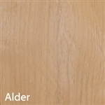 Alder Unfinished Wood Veneer 4'X8'