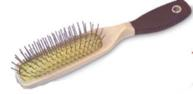 Wire Wig Brush