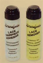 Lacefront Wig Hairpiece Adhesive & Remover Combo- Holds more than a week!