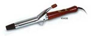 Chrome Plated Barrel Curling Iron