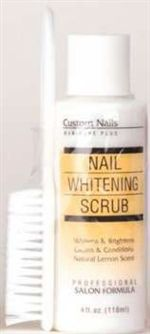 Custom Nails Whitening Scrub