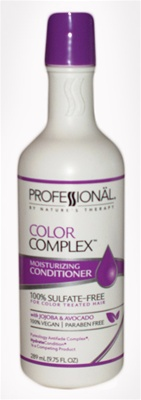 One Case = 12 Bottles of Sulfate Free Moisterizing Conditioner 9.75oz